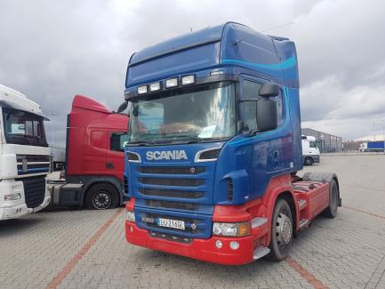 SCANIA R500 Euro 5 15600ccm - 500HP