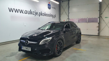 Mercedes-benz Gla 45 AMG 4-Matic