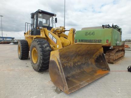 Wheel loader CHENG GONG CG956G