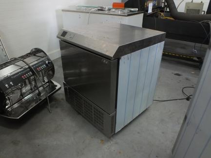 Blast chiller-ice freezer SAGI HP51M HP51M-OP14