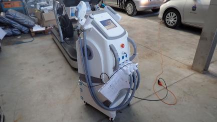 OPT-E laser, RF