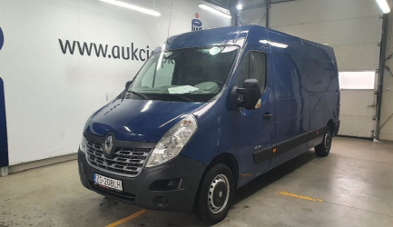 Renault Master dCi 125 Euro 5 2298ccm - 125HP 3,5t 10-14 L3H2 Pack Clim