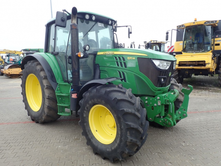 JOHN DEERE 6115M L003 agricultural tractor