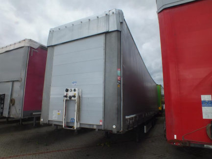 FLIEGL SDS 350 Curtain trailer MEGA