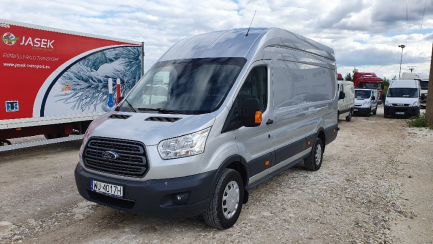 Ford Transit 350 EcoBlue Euro 6 1996ccm - 170HP 3,5t