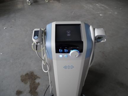 System for body contouring, fat reduction and facial rejuvenation BTL EXILIS ELITE