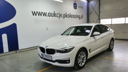 Bmw 318D Hatchback
