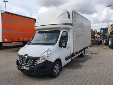 Renault Master Tilt