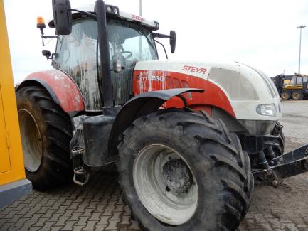 Ciągnik rolniczy STEYR CVT 6230 BT BTLVFE