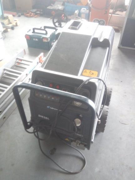 Maszyna parowa IDROMATIC ASTRA EVO