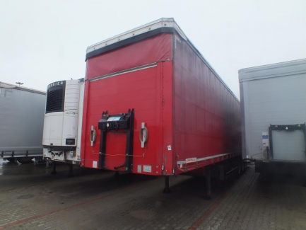 Curtain semi-trailer SCHWARZMULLER J - SERIE, S1