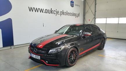 Pierwotna cena 213 900,00 PLN Netto Mercedes-benz C63 AMG