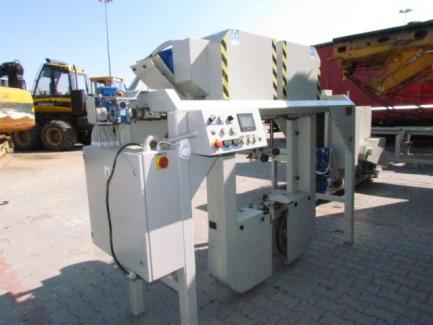 Pilarka taśmowa MM-700/2 PION