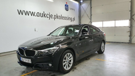 Bmw 318d Advantage aut