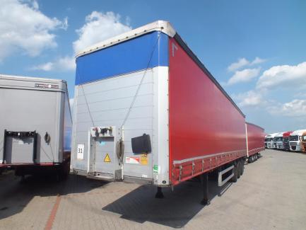 SCHMITZ SCS24/L-13.62 Curtain trailer