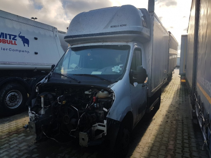RENAULT Master dCi 125 L4 RWD-DBL Pack Clim Euro 5
