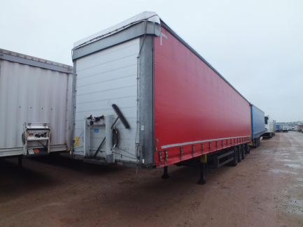 SCHMITZ SCB * S3T curtain semi-trailer