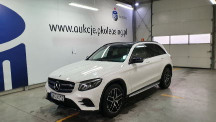 Mercedes-benz Glc220 d 4-Matic