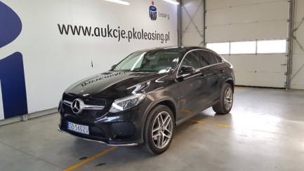 Mercedes-benz Gle Coupe 350 d 4-Matic
