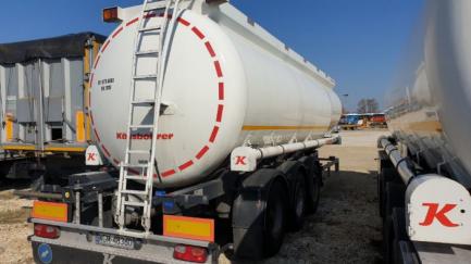Kässbohrer STB Tanker