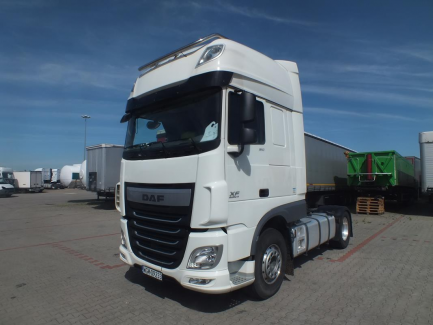 DAF XF 510 FT 4x2 SuperSpaceCab Euro 6