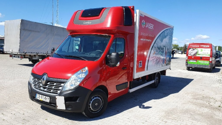 RENAULT/MRAUTO MASTER dCi 170 Energy Euro 6 2299ccm - 170HP 3,5t