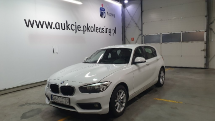 Bmw 116D Hatchback  116d Advantage aut