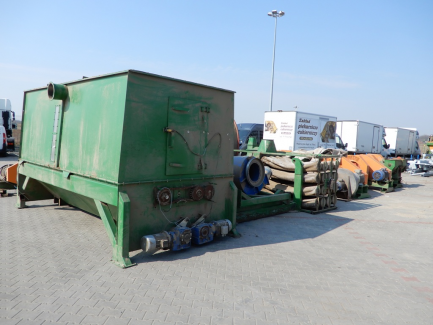 URSUS LTBS biomass briquetting line