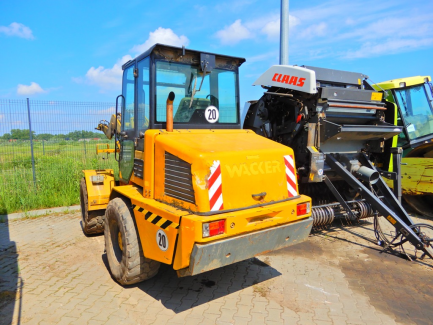WACKER WL57 wheel loader
