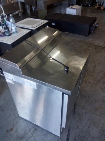 PROMOCJA GASTRONOMIA Stół chłodniczy STALGAST 900x700x1010mm