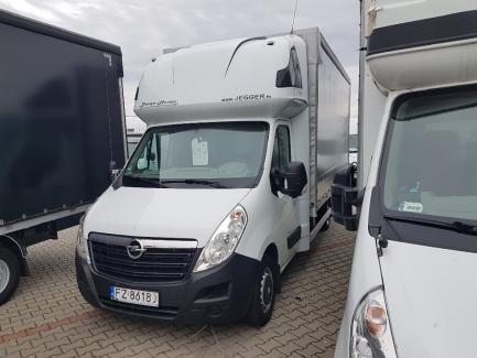 AUKCJA DNIA Opel Movano BiTurbo CDTI L3 Euro 6