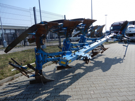 LEMKEN EurOpal reversible plow 8