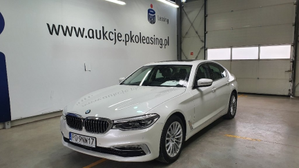 Bmw 530d Luxury Line aut