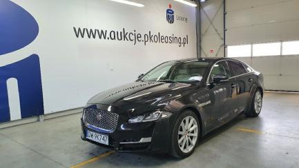 Pierwotna cena 178 300,00 PLN Netto JAGUAR, XJ 15-, 3.0 D V6 Premium Luxury