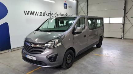 Opel Vivaro L2H1 2,9t 1.6 BiTurbo CDTI Euro 6 1598ccm - 125HP