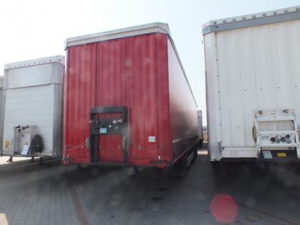 KAESSBOHRER XS Curtain semi-trailer