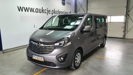 Opel VIVARO-B 1.6 BiTurbo CDTI Euro 6 1598ccm - 145HP