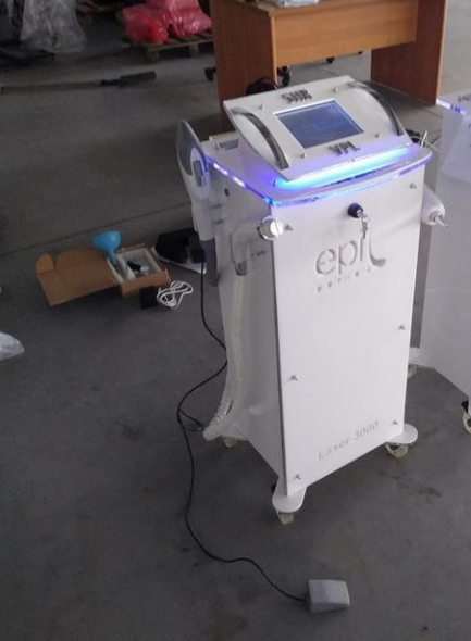 Laser 3000 Hi-Tech Epil 5