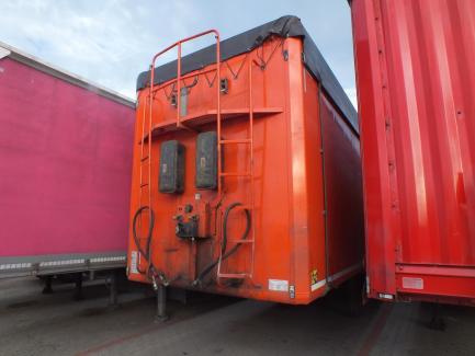 KRAKER CF-Z CF200 moving floor semi-trailer