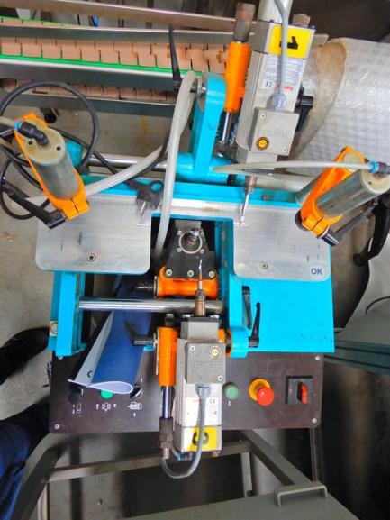 YILMAZ MAKINA SANAYI VE TICARET A.S. draining milling machine ST-264