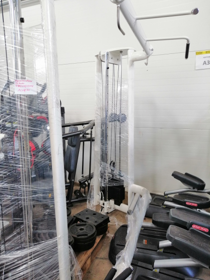 GYM80 TRAINING DEVICE - Medical rotation machine