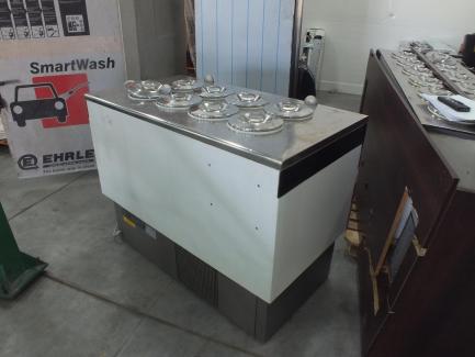 Ice cream storage site IFI POZETTI FAST 1100 CR-8F