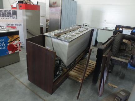 Ice cream storage site IFI POZETTI FAST 1500 CR-12F