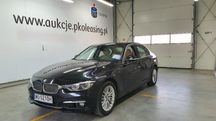 Bmw 318 GPF Luxury Line Purity aut