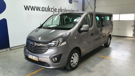 Opel VIVARO-B 1.6 BiTurbo CDTI Euro 6 1598ccm - 145KM