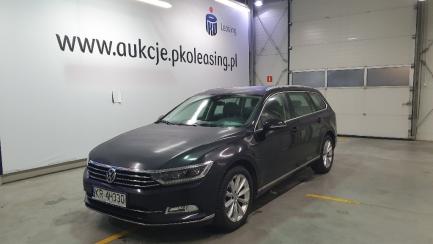 Volkswagen Passat Combi