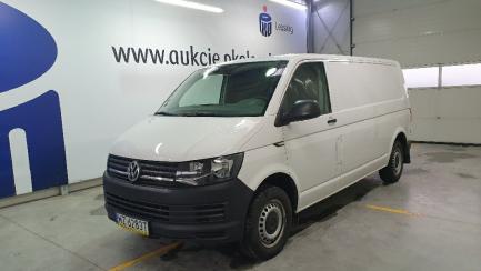 Volkswagen Transporter Delivery van