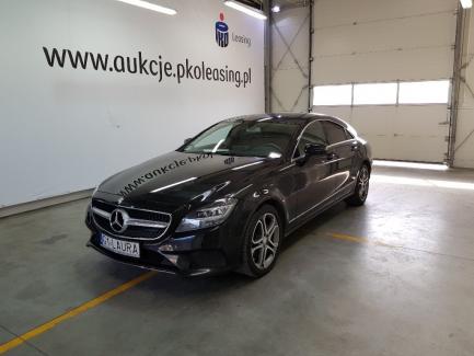 Mercedes-benz CLS 350 BlueTEC 4-Matic