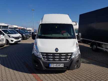 Renault Master dCi 150 L4H3 RWD-DBL Pack Clim Euro 5
