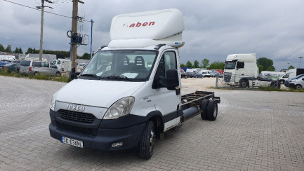 Iveco Daily 50C14 3,5t Natural Power EEV 2998ccm - 136KM